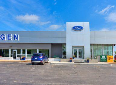 Hagen Ford Bay City Michigan >> Serenus Johnson Construction – We are a commercial ...