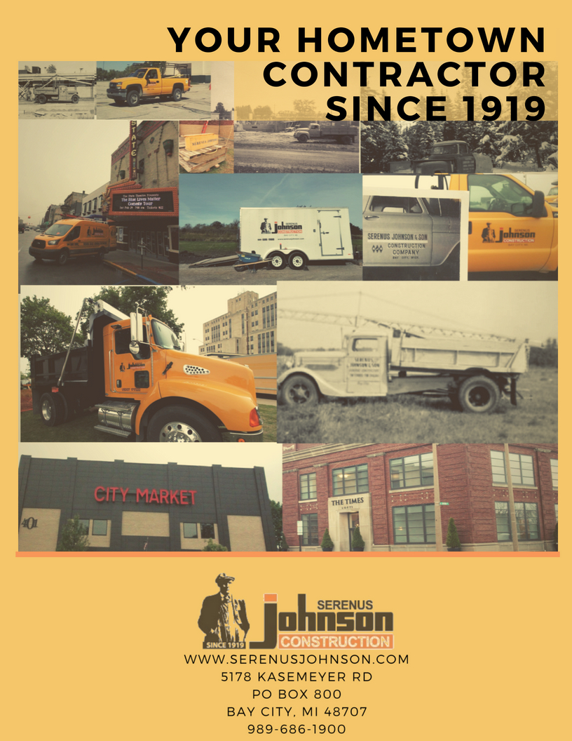 your hometown contractor since 1919-8-1