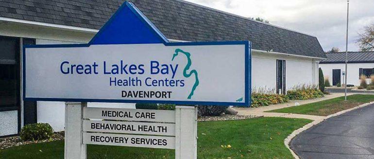 Great Lakes Bay Health Center – Serenus Johnson Construction